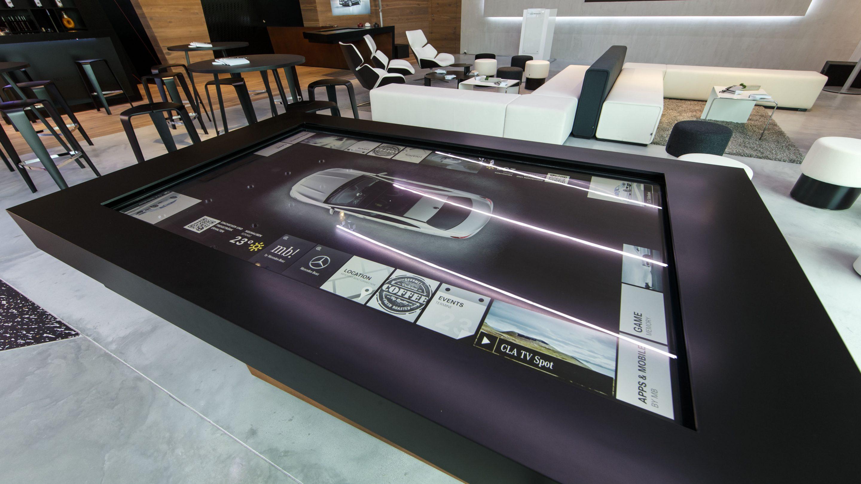 """Pressegespräch """"Mercedes-Benz 2020: Best Customer Experience"""", 23.07.2013"""
