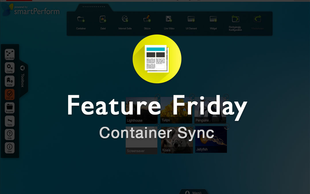 Container Sync