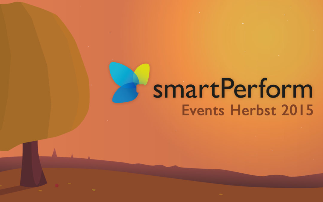 smartPerform Events Herbst 2015