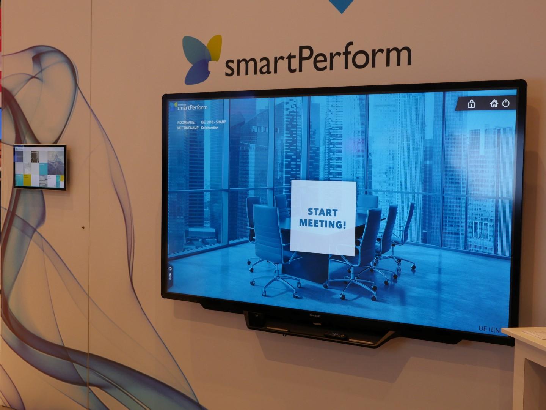 smartPerform Collaboration App