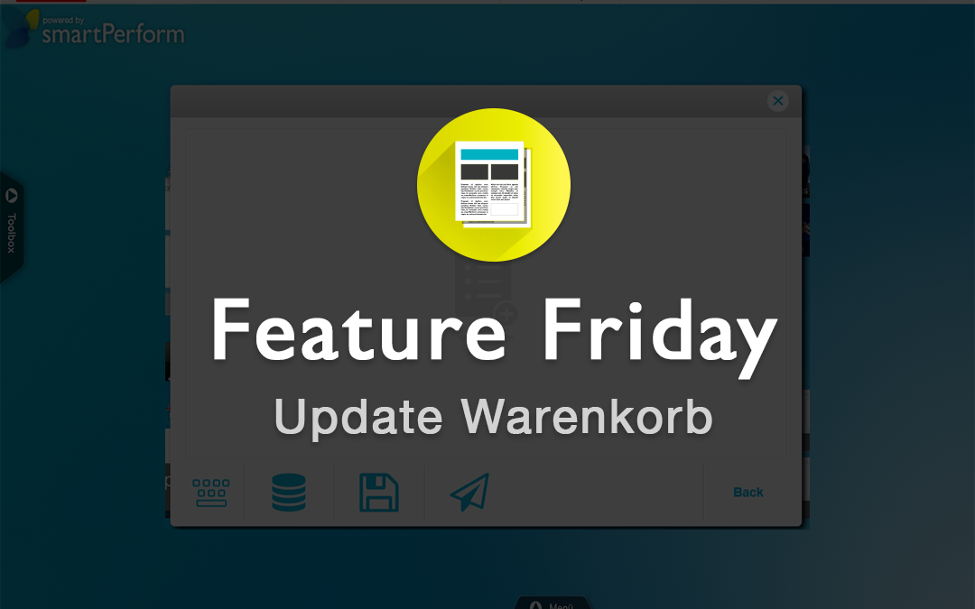 Warenkorb Update