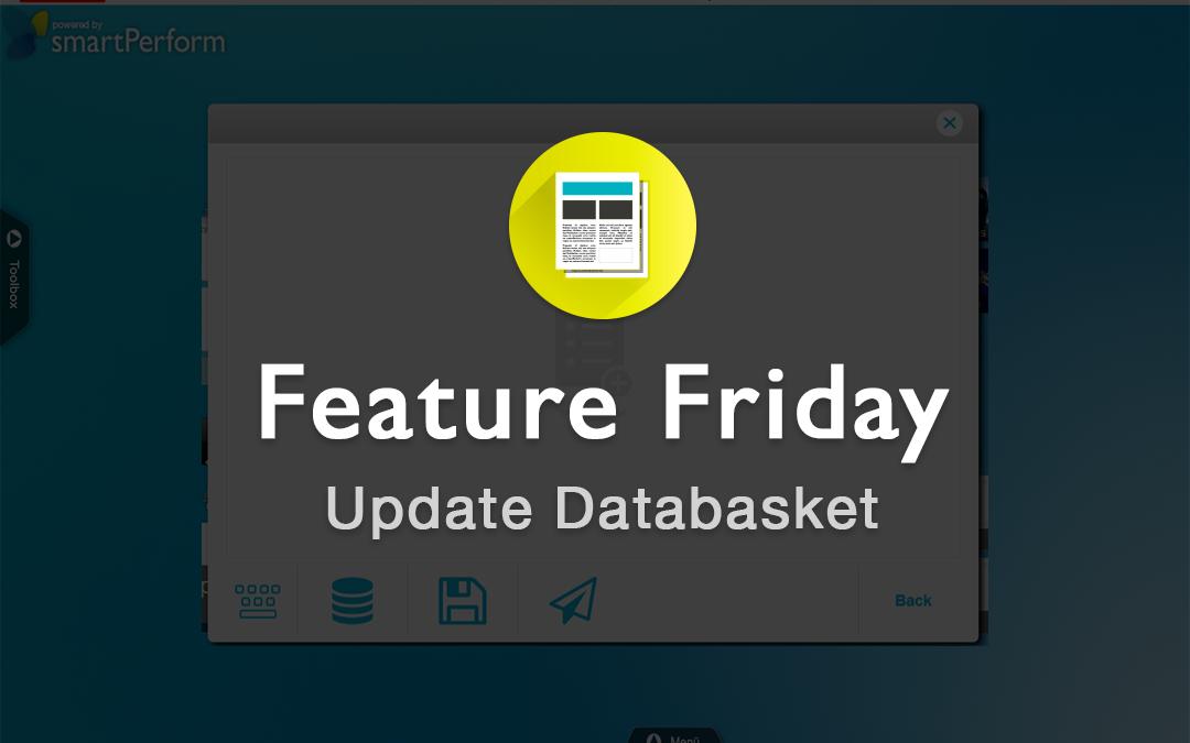 Update: Databasket