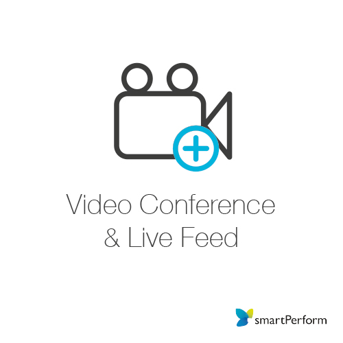 Video Conference & Live Feed