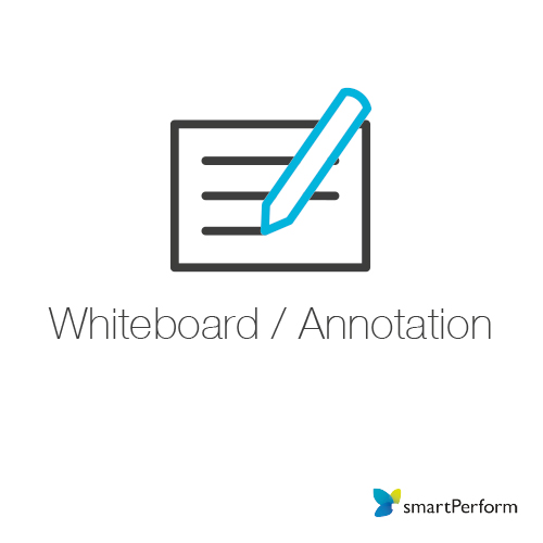 Whiteboard Annotation