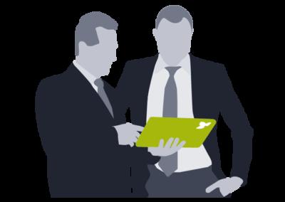Sales Team & Project Management