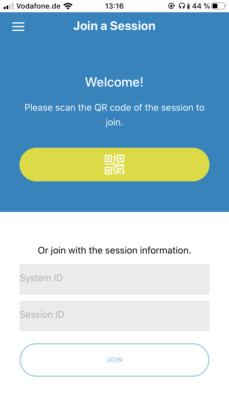 Join a Session